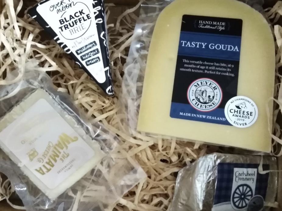 Cheese box 7 - March 20