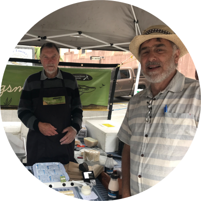 Kingsmeade Miles Mark Cheese Delivery from the Cheese Wheel